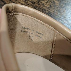 Aldo Shoes - Aldo tan loafer shoes size 7.5
